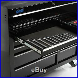 SGS 42 Professional 11 Drawer Roller Tool Cabinet