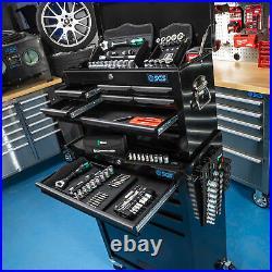 SGS Mechanics 13 Drawer Tool Box Chest & Roller Cabinet