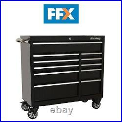 Sealey PTB105511 Rollcab 11 Drawer 1055mm Heavy-Duty Roller Cabinet Garage Tool