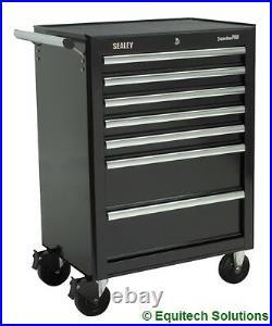 Sealey Tools AP26479TB Rollcab Roll Cabinet Toolbox Ball Bearing Runners Slides