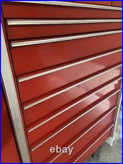 Snap On KR7100 Tool Box Roll Cabinet Chest