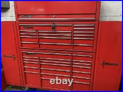 Snap On Roll Cab Tool Box Cabinet