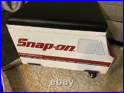 Snap On Tools Truck Creeper Roller Seat Cabinet withstorage
