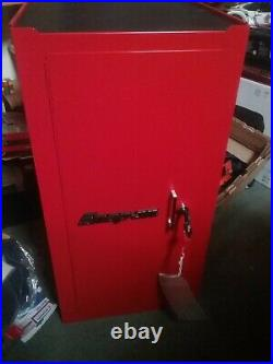 Snap on KRA4830FPBO End cab, locker, tool box, side cab, roll cab. Power red