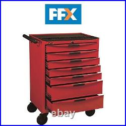 Teng TENW807N 8 Series 7 Drawer Roller Cabinet Tool Chest On Wheels Lockable