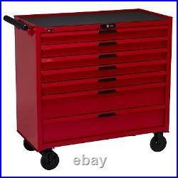 Teng TOOLS TCW207N 37in 7 Drawer Tool Box Roller Cabinet