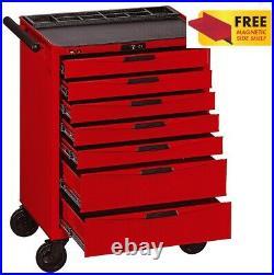 Teng Tools 7 Drawer Tool Roller Cabinet TCW807N FREE MAGNETIC SHELF