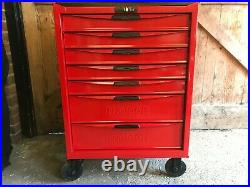 Teng Tools TCW807N 7 Drawer 8 Series Roller Cabinet Box Snap On Facom RRP £696