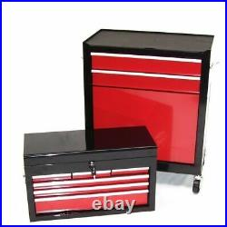 Tool Chest 8 Drawer Roller 06197 Cabinet Roll Cab Tool box Trolley