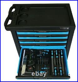 Tool Chest Roll Cabinet With Tools / Work Shop Tool Box / Tools
