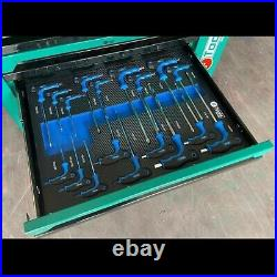Tool cabinet with tools Tool Box Roller Cab F Tool Germany On Castors New Hulk