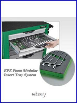 Toptul 448pcs Mechanical Tool Set & 8 Drawer Roller Cabinet (GE-44803)