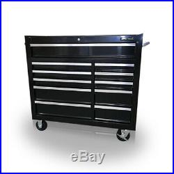 US Pro Tools Tool Chest Box roll cabinet toolbox black box FINANCE AVAILABLE