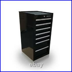Us Pro Tools Tool Box Chest Side Hang On Roll Cabinet Add On Gloss Black